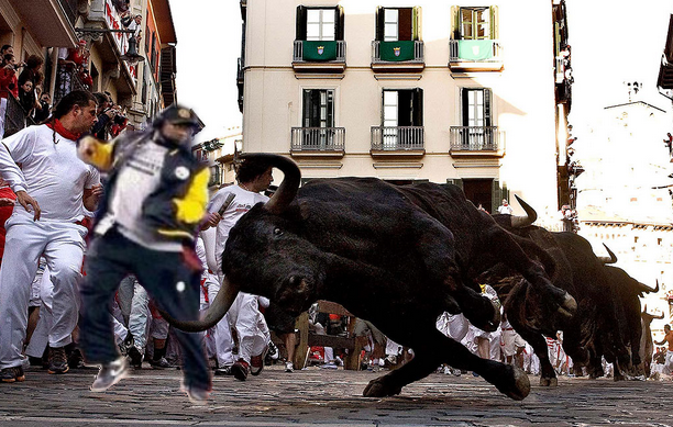 mike-tomlin-running-of-the-bulls
