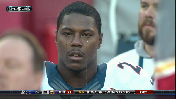 Knowshon-Tears