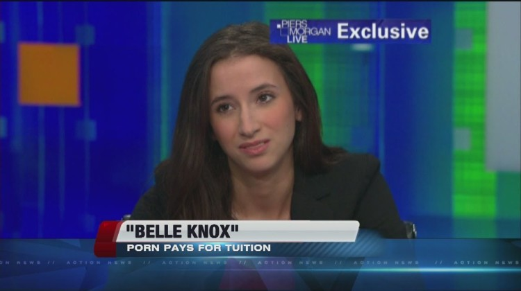 Belle Knox Facial Abuse Video