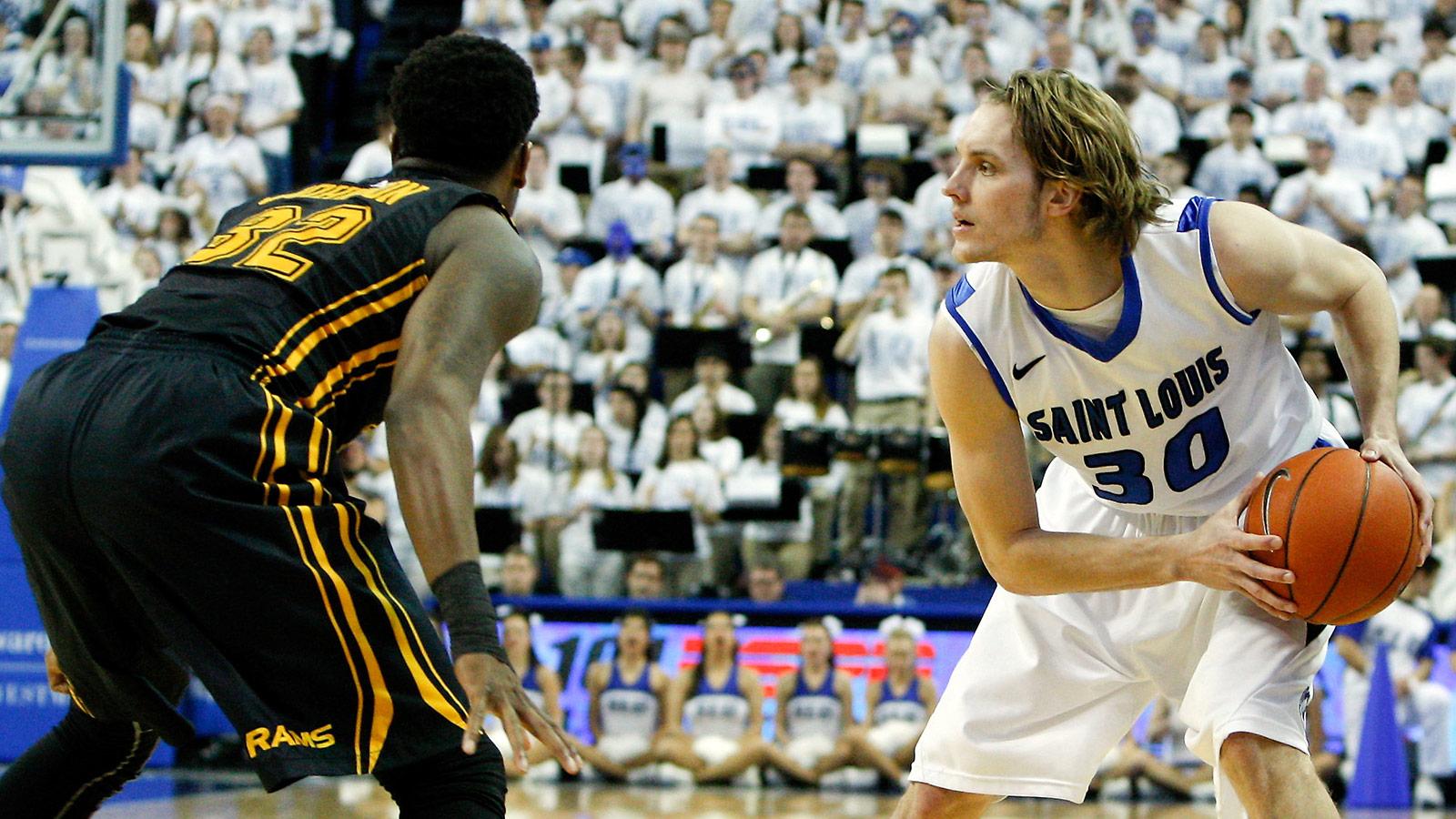 NCAA Basketball: VCU at Saint Louis