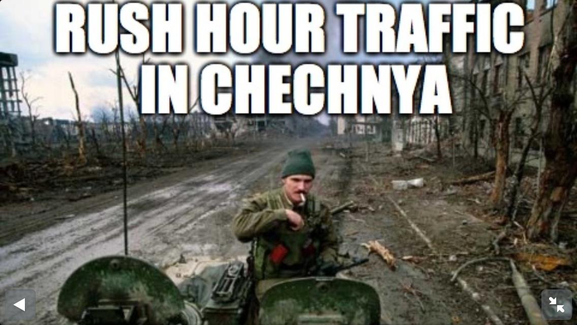 chechnya mountains map