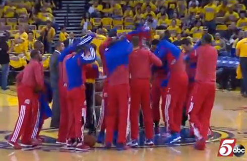 LA_Clippers_protest_Donald_Sterling