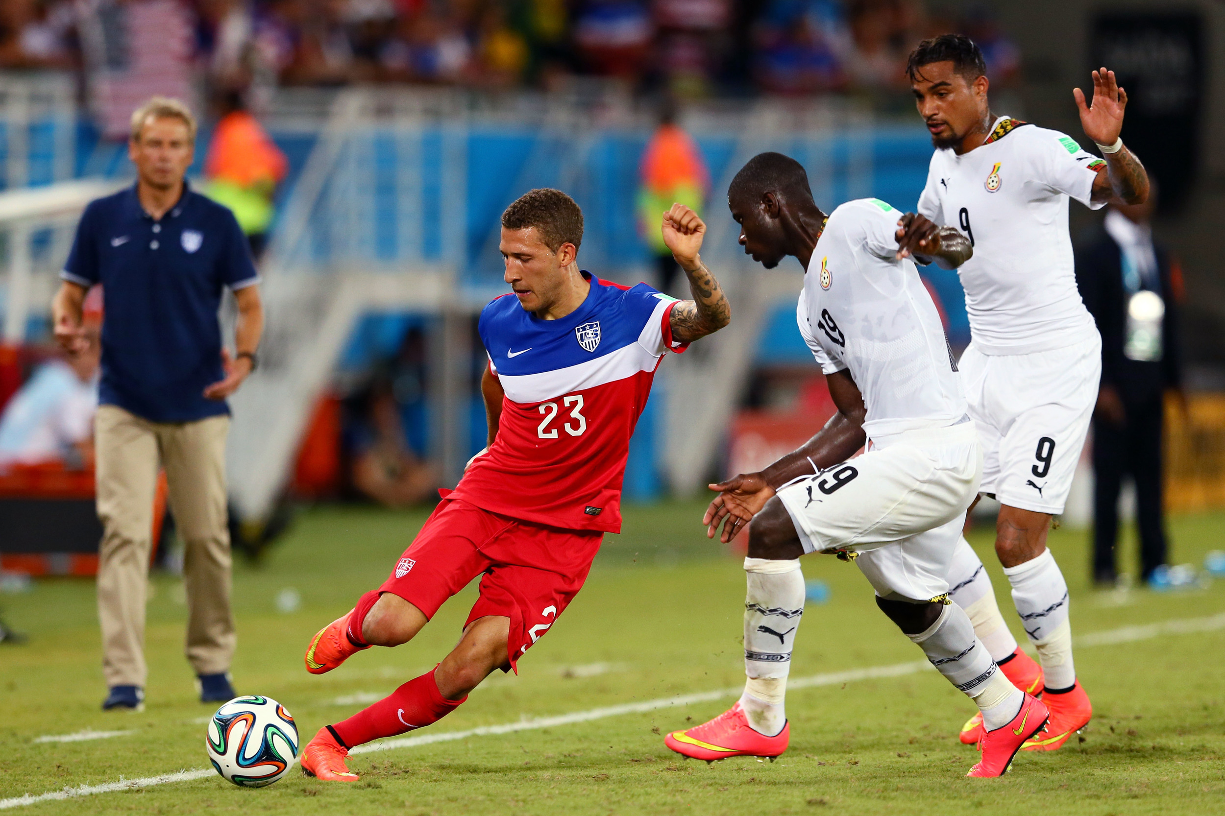US National Soccer Team: Proof That America's Best Hope