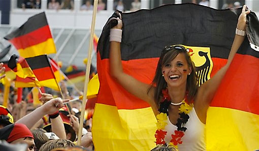 German hottest crazy bitch