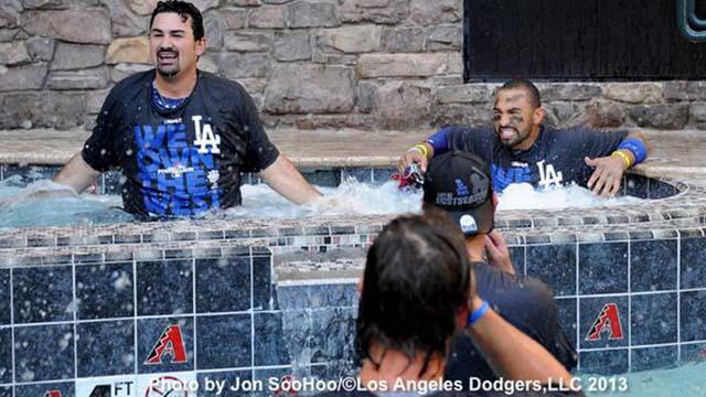Dodgers-Pool
